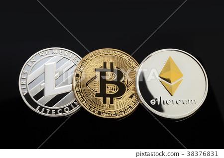 虛擬貨幣/輕幣,比特幣,以太幣, 38376831