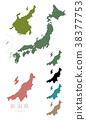 日本Map_Prefecture_Niigata 38377753