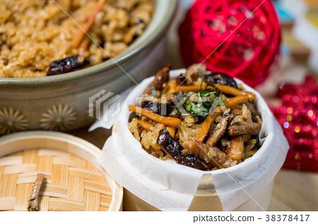 台灣油飯 米糕 糯米飯 38378417