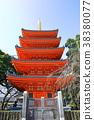 탑, 타워, 오층탑 38380077
