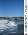 서핑, 해안, 바닷가 38380224