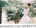 婚禮 婚紗 新娘 38380478