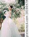 婚禮 婚紗 新娘 38380479