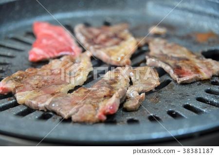 Jeju grilled meat 38381187
