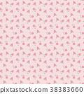 벡터, 패턴, 연속 무늬 38383660