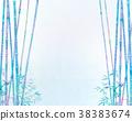 죽림 대나무 질감 38383674