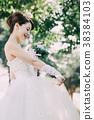 舞會禮服女性新娘新娘 38384103