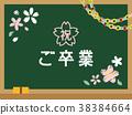 blackboard, graduate, graduation 38384664