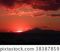 sunset, sundown, twilight 38387859