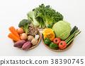 蔬菜 食品 原料 38390745