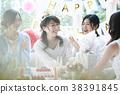 婦女協會生日派對 38391845