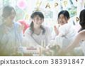 婦女協會生日派對 38391847