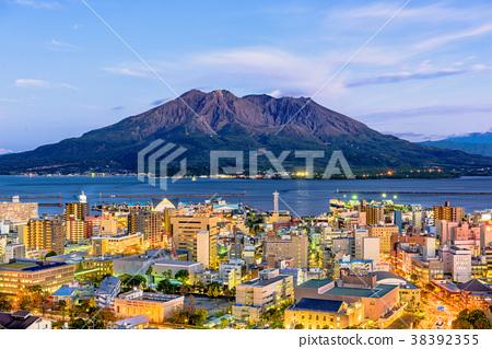 Kagoshima, Kyushu, Japan 38392355