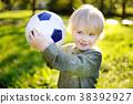 축구, 소년, 남자 38392927