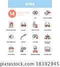 design, icon, line 38392945