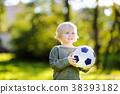 soccer, toddler, boy 38393182