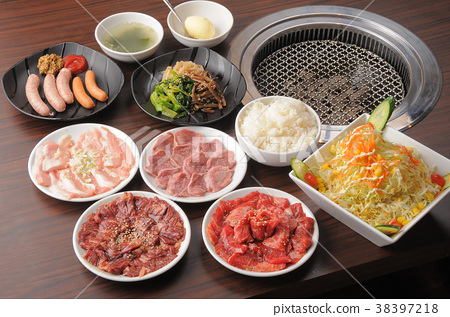 烤肉韓國料理聚會 38397218