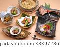 日本食品 日本料理 日式料理 38397286
