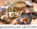 อาหารญี่ปุ่น,ซาชิมิ,ครัว 38397290
