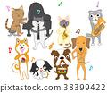 แมว,สุนัข,สุนัช 38399422