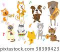 แมว,สุนัข,สุนัช 38399423