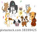 แมว,สุนัข,สุนัช 38399425