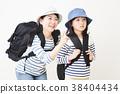 父母身份 父母和小孩 儿童 38404434
