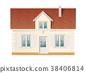 Small cute residential house 38406814
