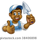 builder construction trowel 38406898