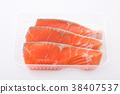 三文魚 38407537