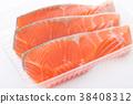 三文魚 38408312