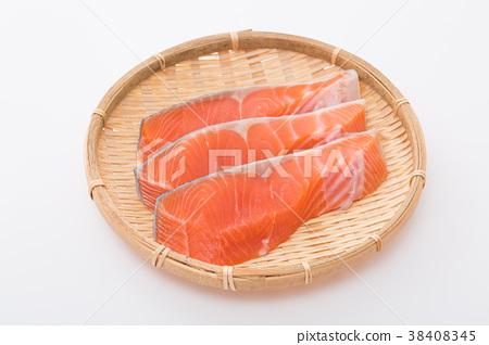 ปลาแซลมอน 38408345