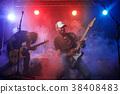 band, rock, guitarist 38408483