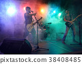 band, rock, guitarist 38408485