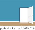 벡터, 출입구, 내부 38409214