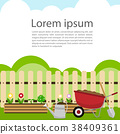garden, cloud, sky 38409361
