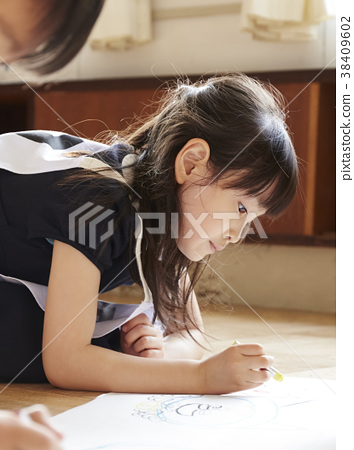 Draw for the exam - Stock Photo [38409602] - PIXTA