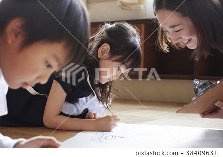兒童 孩子 小朋友 38409631