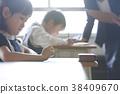 考试考场 38409670