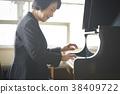 老師彈鋼琴 38409722