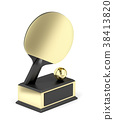 table tennis trophy 38413820