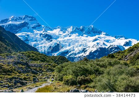 마운트 쿡 세후톤 산 38414473
