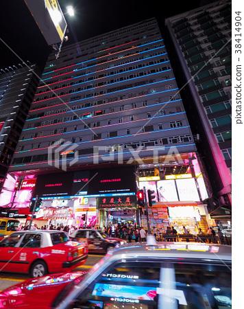 Chungking Mansions, Hong Kong / 홍콩 충칭 빌딩 38414904