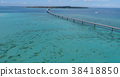 miyakojima, summer, blue water 38418850