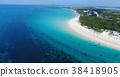 sandy beach, coast, seashore 38418905