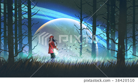 music of the night forest 38420510