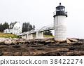 Marshall Point Lighthouse looking toward land 38422274