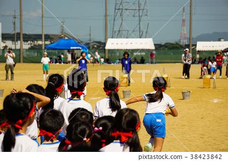 日本運動會跑女孩 38423842