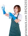 家庭主婦 打掃 亞洲 38426203