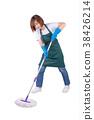家庭主婦 女性 女人 38426214